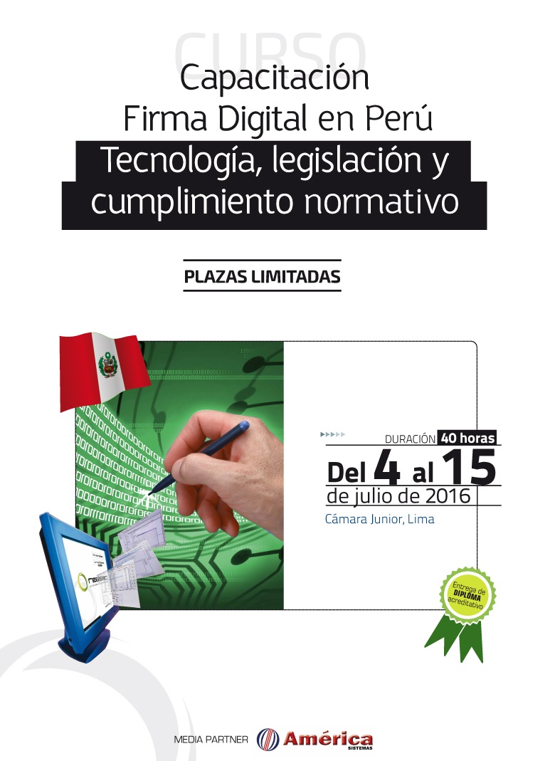 realsec firma digital cc convocan curso firma digital