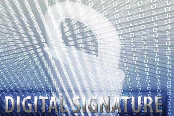 se hace efectiva aplicacion firma electronica UE