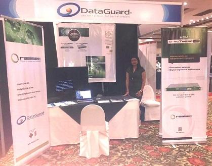 dataguard presenta soluciones realsec coreseb 2019
