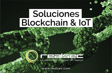 realsec amplia portfolio dos productos plataformas seguras blockchain internet de las cosas iot