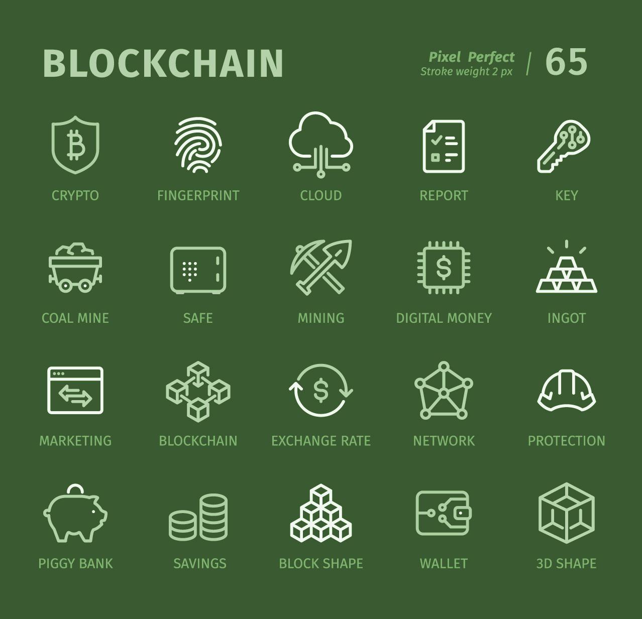 soluciones de ciberseguridad blockchain