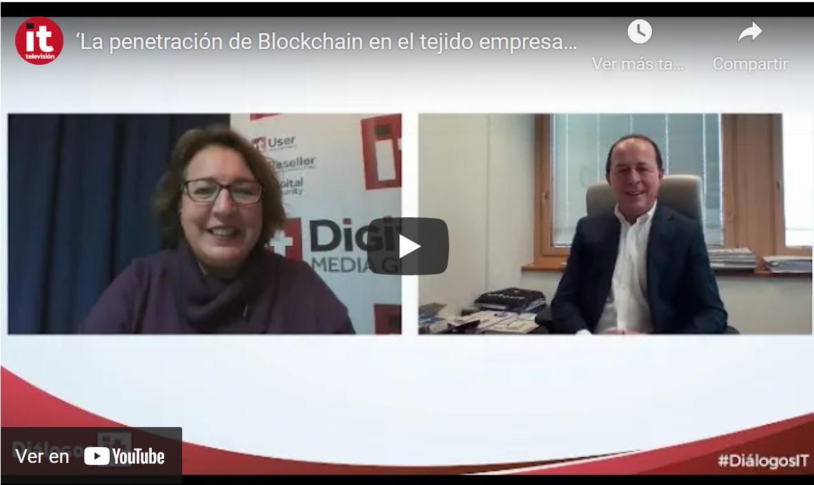 blockchain penetration into spanish business fabric already accounts for eleven per cent