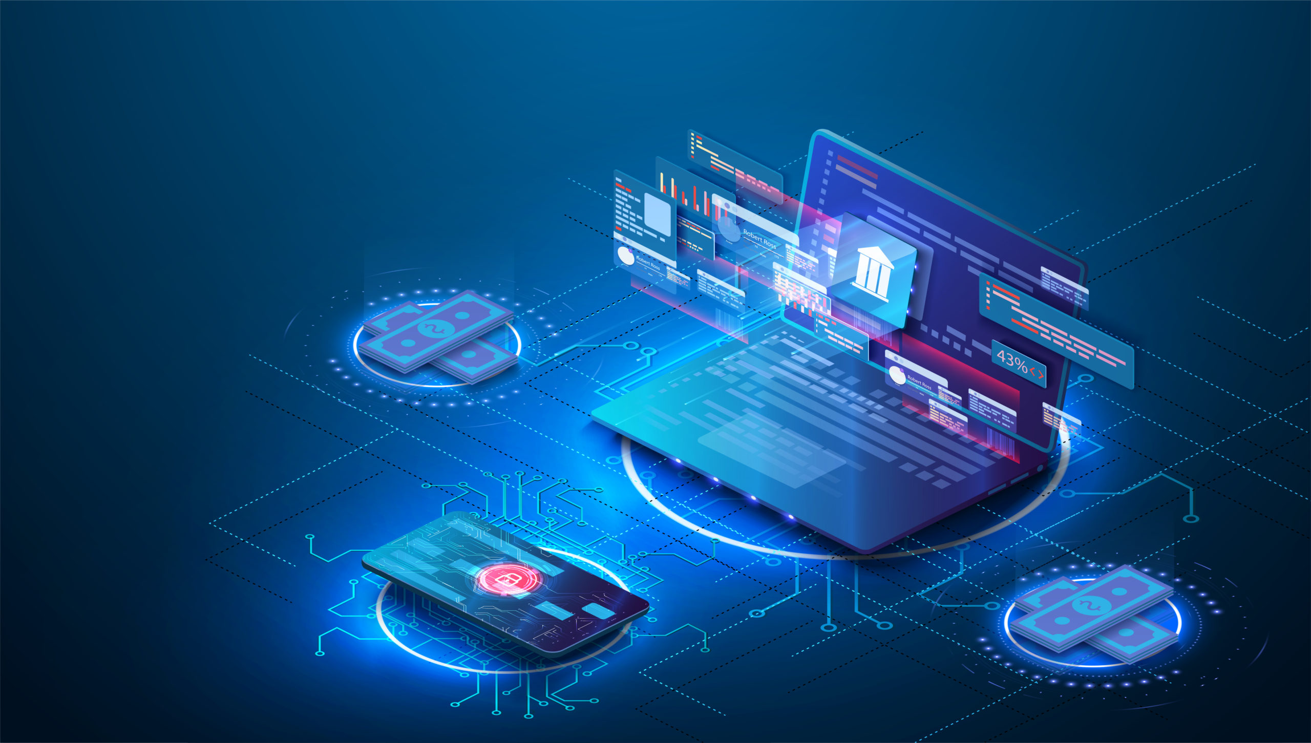 banks fintech are betting on blockchain the internet of things their challenge to achieve smart digital banking model